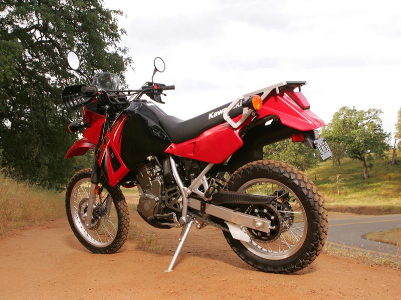 Dual purpose motorcycle  Nimble Machines